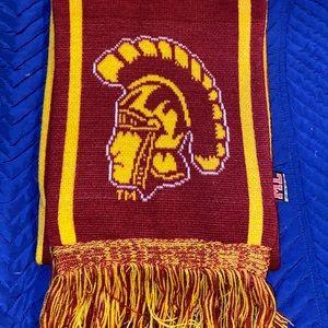 USC Trojans scarf unisex